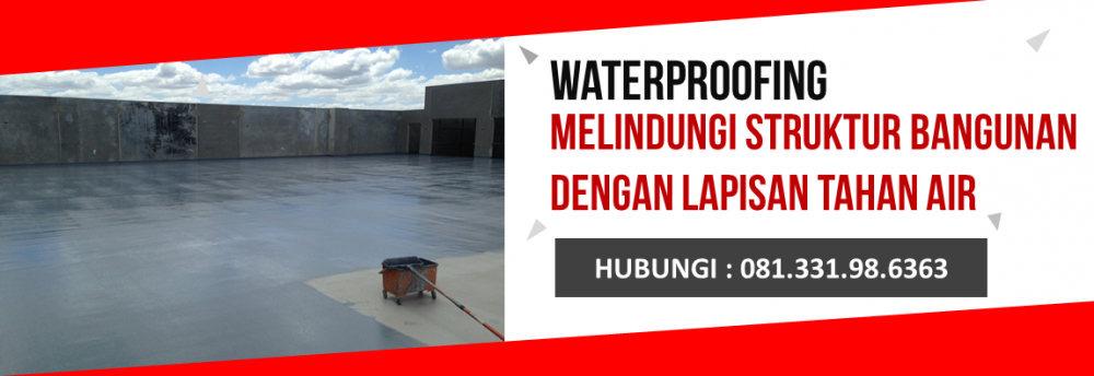 Distributor Waterproofing Sika – 081 331 98 6363